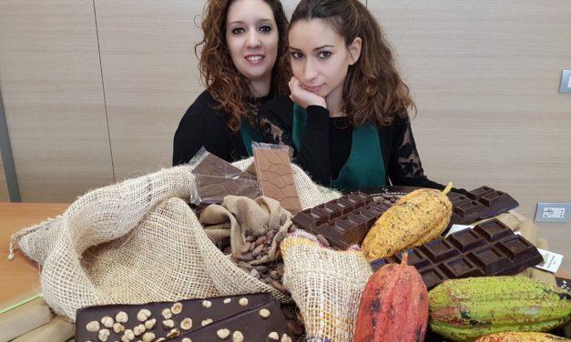 Le donne del Cioccolato
