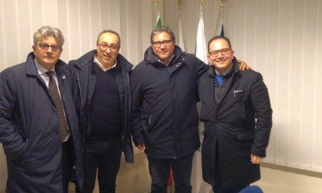 ANGELO PALMISANO, VICE SINDACO DI CEGLIE ELETTO PRESIDENTE DELL'AMBITO BR3