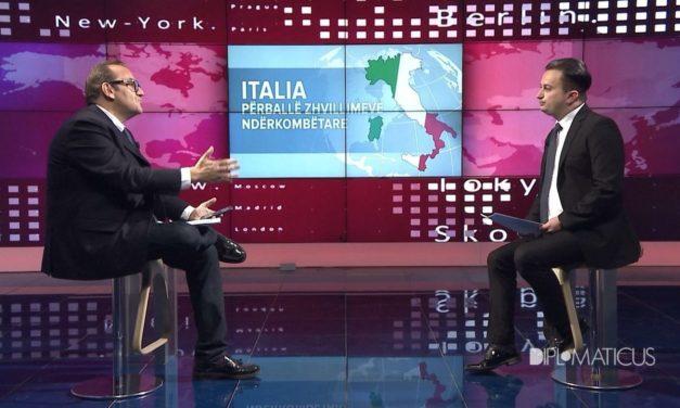 """Visita in Albania dell'On. Ciracì per rafforzare il """"Made in Italy"""""""