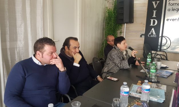 Nicola Ciracì ha presentato alla Città la sua candidatura alla Camera
