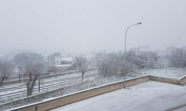 Emergenza neve, attivato il Centro Operativo Comunale