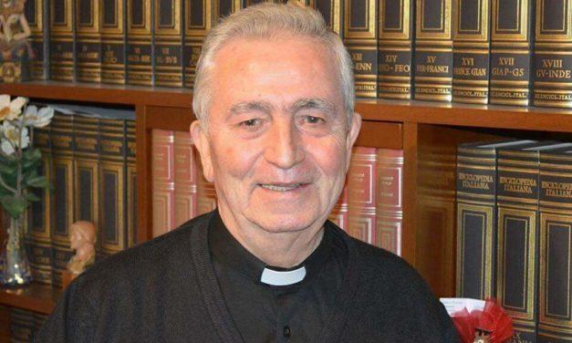 È morto Mons. Giovanni Turrisi
