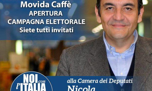 L'On. Ciracì domani apre la campagna elettorale a Ceglie