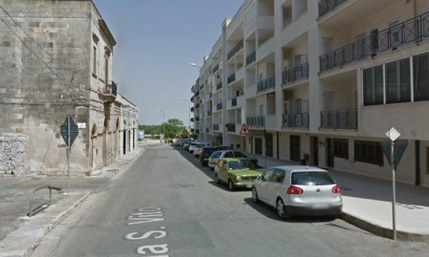 Rete viaria: presto l'inizio dei lavori iniziando da Via San Vito