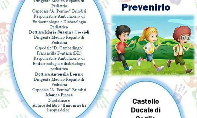 Diabete infantile se ne parla domani a Castello Ducale a cura di CreAttivaMente