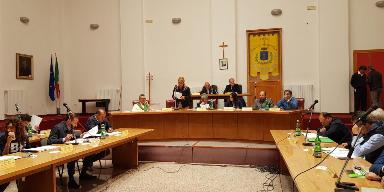 Il Consiglio Comunale approva il Consuntivo 2017 con i voti della maggioranza – Guarda il video