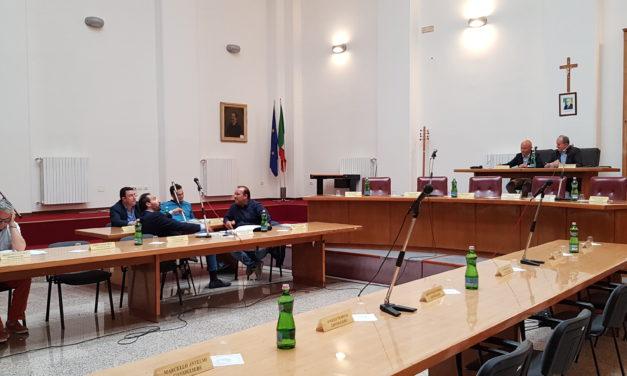 Consiglio Comunale, intervento di Convertino e Santoro