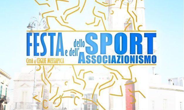 Sabato e domenica a Ceglie la Festa dello Sport e delle Associazioni