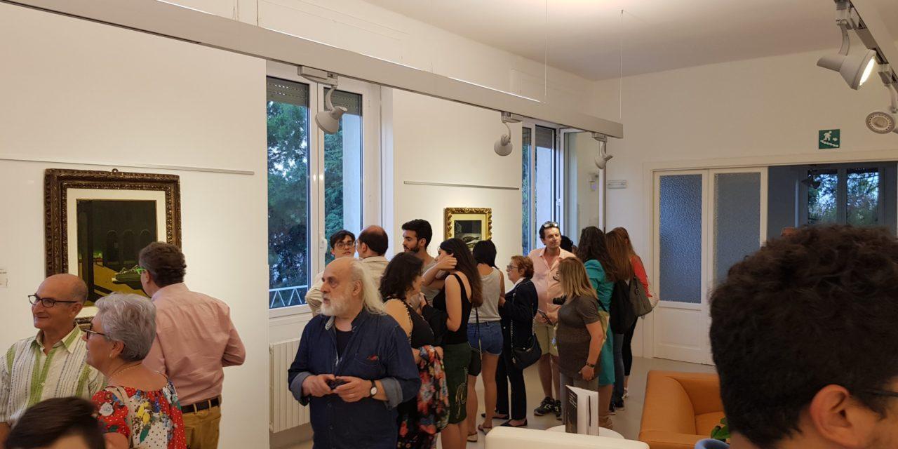 """Inaugurata la mostra """"La Biennale di Venezia"""" a Ceglie Messapica"""