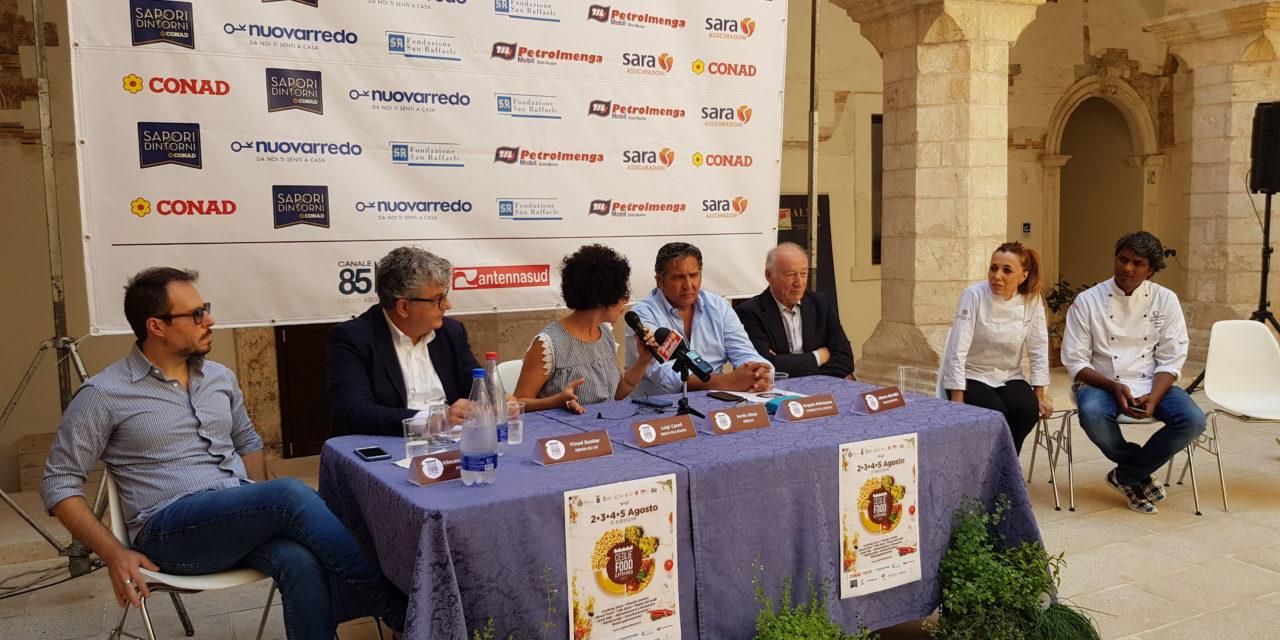 La Fondazione San Raffaele partner del Ceglie Food e della Med Cooking School