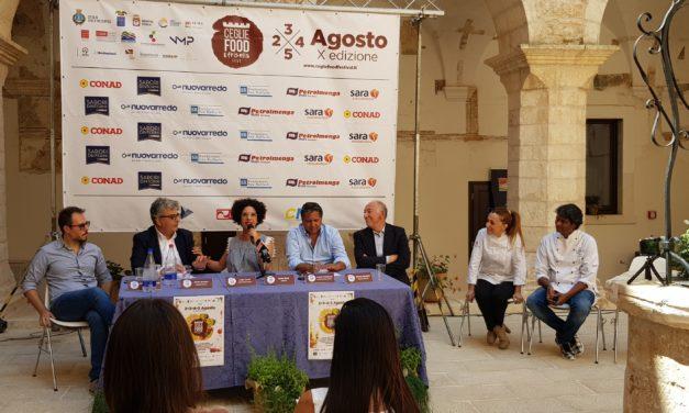 Presentata la X^ edizione del Ceglie Food&Frisella Fest. Dal 2 al 5 Agosto a Ceglie Messapica