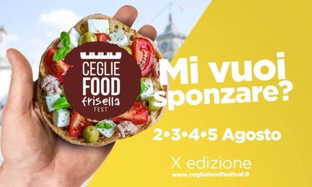 Ceglie Food Festival, dal 2 al 5 Agosto. Cosa cambia nell'edizione 2018?