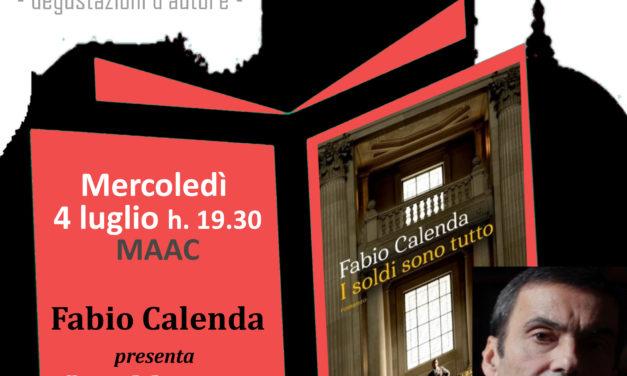 """Un Castello di Libri – Degustazioni d'Autore"""" – Mercoledì 4 nel centro storico di Ceglie"""
