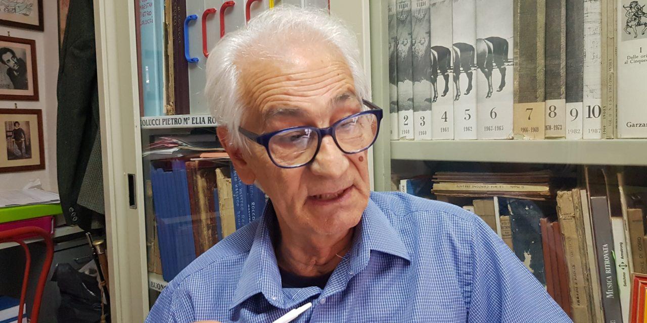 Michele Ciracì, ringrazio per gli attestati di stima. Il mio sogno una Biblioteca aperta a tutti