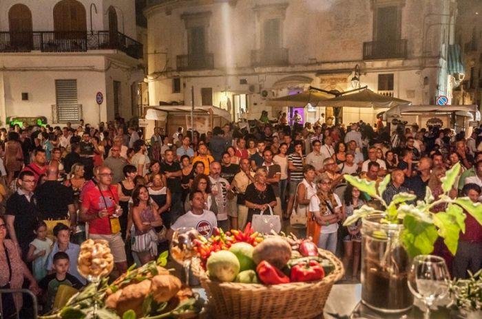 Ceglie Food Festival, si comincia domani sino a domenica 5 Agosto