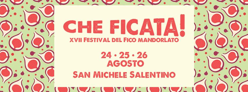Da domani la XVII ed. Del Festival del Fico Mandorlato a San Michele Salentino