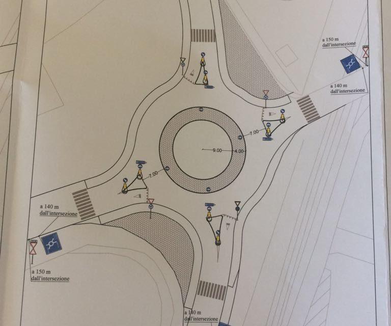 Rotatorie in via Ostuni e via Francavilla, la Giunta da il via libera ai progetti