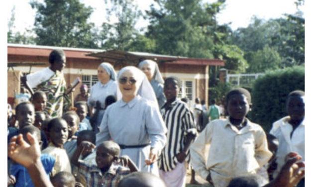 Suor Lina Notarangelo: la Comunità di San Rocco la ricorda con una celebrazione il 1° Novembre alle 18,00