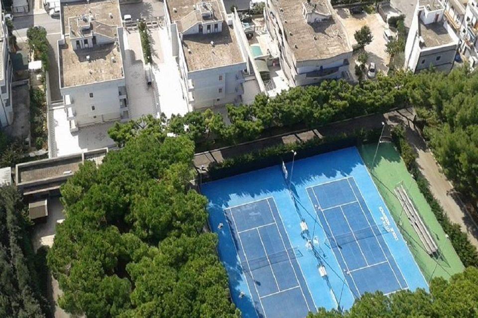 Finanziato il progetto per i Campi da Tennis della Villa cento pini