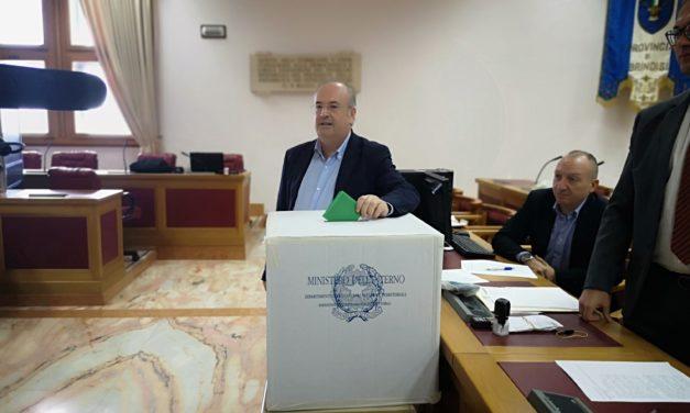 Riccardo Rossi è il nuovo Presidente della Provincia di Brindisi