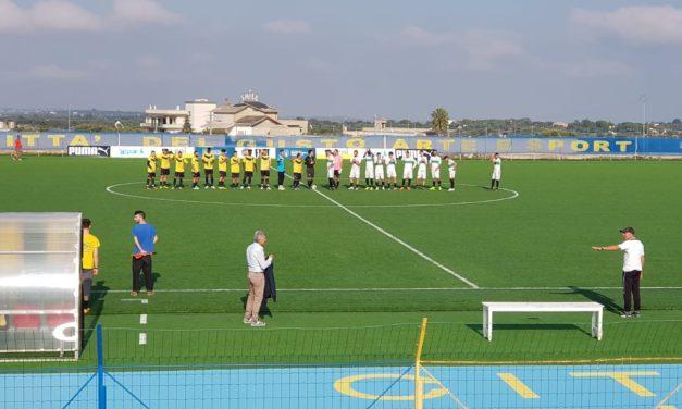 Coppa Puglia di Calcio, buona la prima per NBC Ceglie Messapica