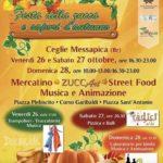 Festa della Zucca, da Venerdì 26 in Piazza Plebiscito