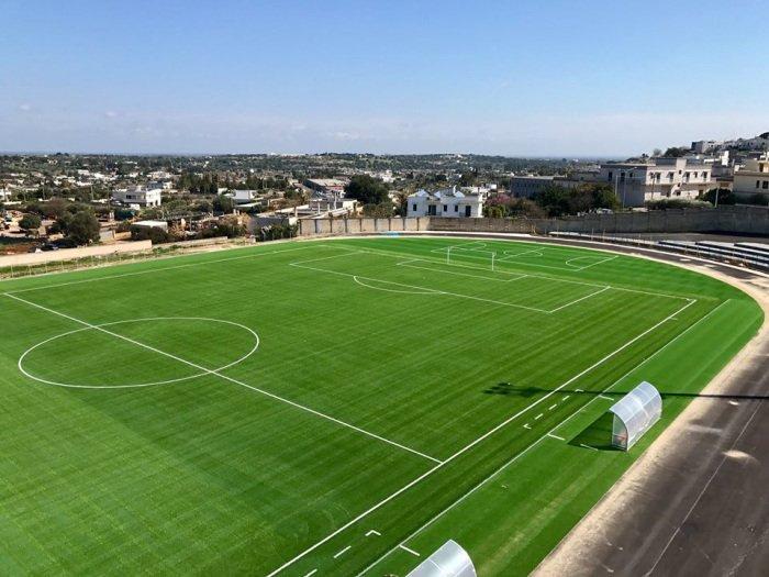 Il campo sportivo di Ceglie Messapica riconosciuto come Centro Federale FIGC