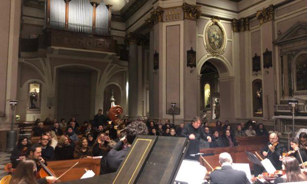 Tanta gente per il Concerto del Conservatoio in Chiesa Madre