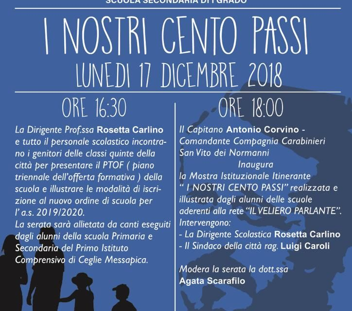Open Day alla Giovanni Pascoli. Appuntamento per Lunedì 17 Dicembre