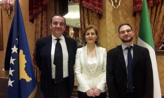 L'On. Ciracì nominato membro onorario dell'Istituto di Ricerca di Economia e Politica Internazionale (Irepi)