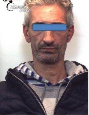 45enne arrestato per detenzione e spaccio di stupefacente