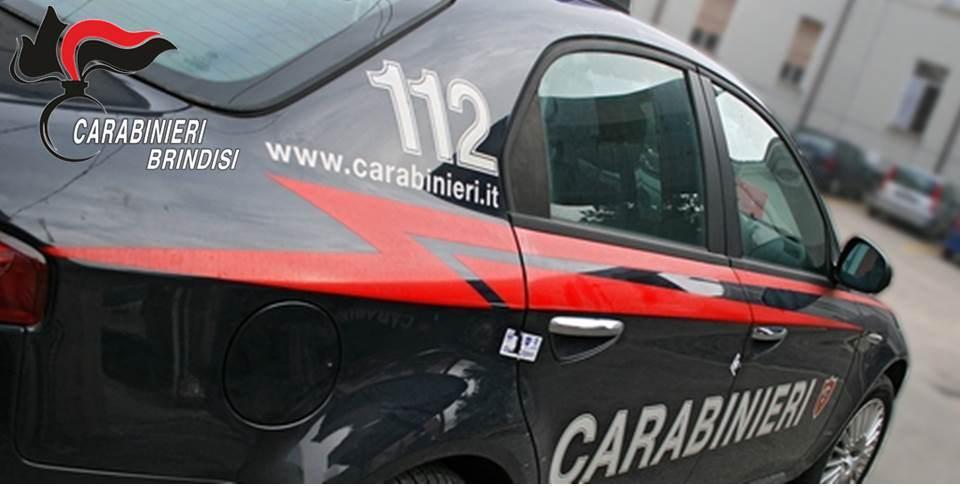 I Carabinieri della Stazione di Ceglie Messapica hanno tratto in arresto un 35enne su ordinanza di esecuzione di misura cautelare